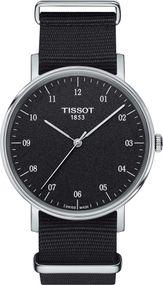 Tissot TISSOT EVERYTIME  Ø38 mm T109.410.17.077.00 Herrenarmbanduhr