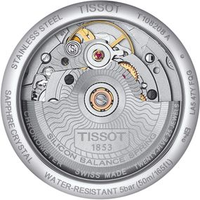 Tissot BALLADE POWERMATIC 80 T108.208.26.117.00 Damen Automatikuhr