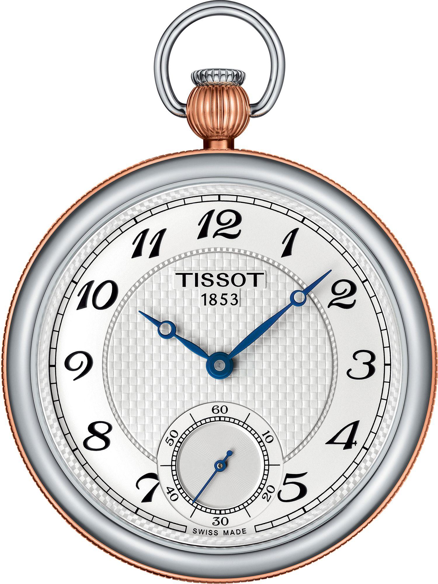 Tissot TASCHENUHR BRIDGEPORTPINE T860.405.29.032.01 Taschenuhr