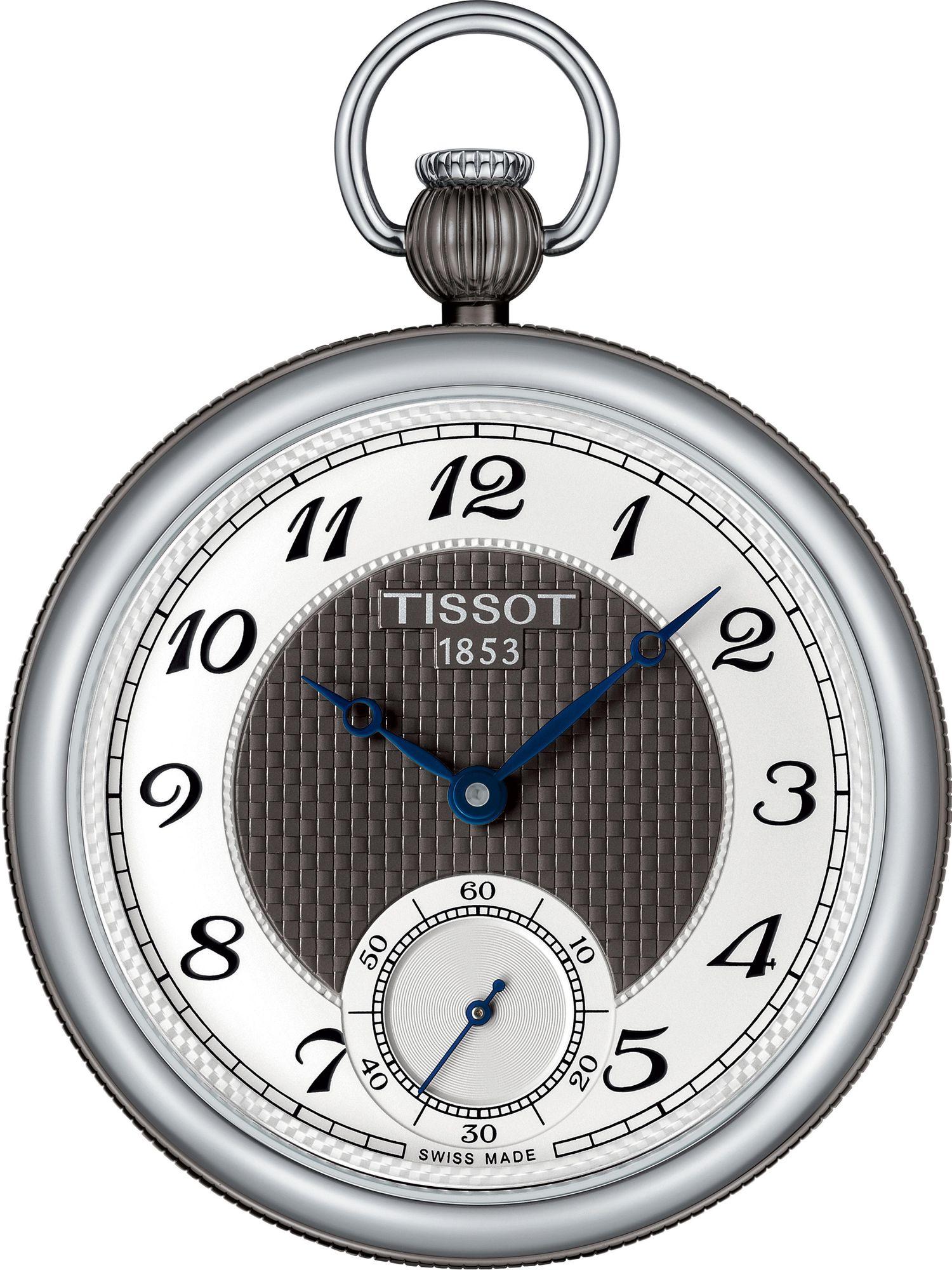 Tissot TASCHENUHR BRIDGEPORTPINE T860.405.29.032.00 Taschenuhr