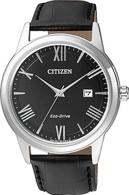 Citizen Leather AW1231-07E Herrenarmbanduhr