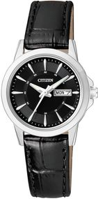 Citizen Leather EQ0601-03EE Damenarmbanduhr