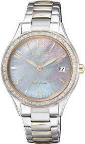Citizen Elegance EO1184-81D Damenarmbanduhr