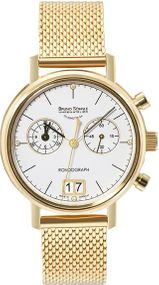 Bruno Söhnle Rondograph Lady 17-33172-290 Damenchronograph