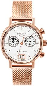 Bruno Söhnle Rondograph Lady 17-53172-290 Damenchronograph