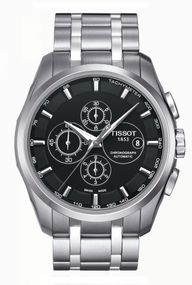 Tissot TISSOT COUTURIER AUTOMATIC CHRONOGRAPH T035.627.11.051.00 Herren Automatikchronograph