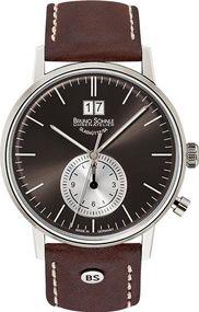 Bruno Söhnle Stuttgart GMT 17-13180-841 Herrenarmbanduhr