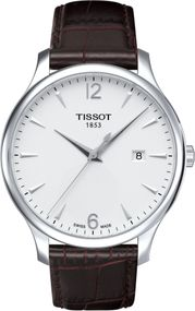 Tissot TISSOT TRADITION T063.610.16.037.00 Herrenarmbanduhr