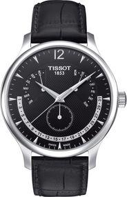 Tissot TISSOT TRADITION PERPETUAL CALENDAR T063.637.16.057.00 Herrenchronograph