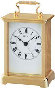 Seiko Clocks QHE093G Tischuhr