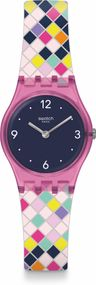 Swatch Worldhood SQUAROLOR LP153 Damenarmbanduhr