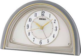 Seiko Clocks QHE145N Wecker Laufende Sekunde