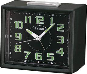 Seiko Clocks QHK024K Wecker Laufende Sekunde