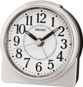 Seiko Clocks QHE137S Wecker Laufende Sekunde