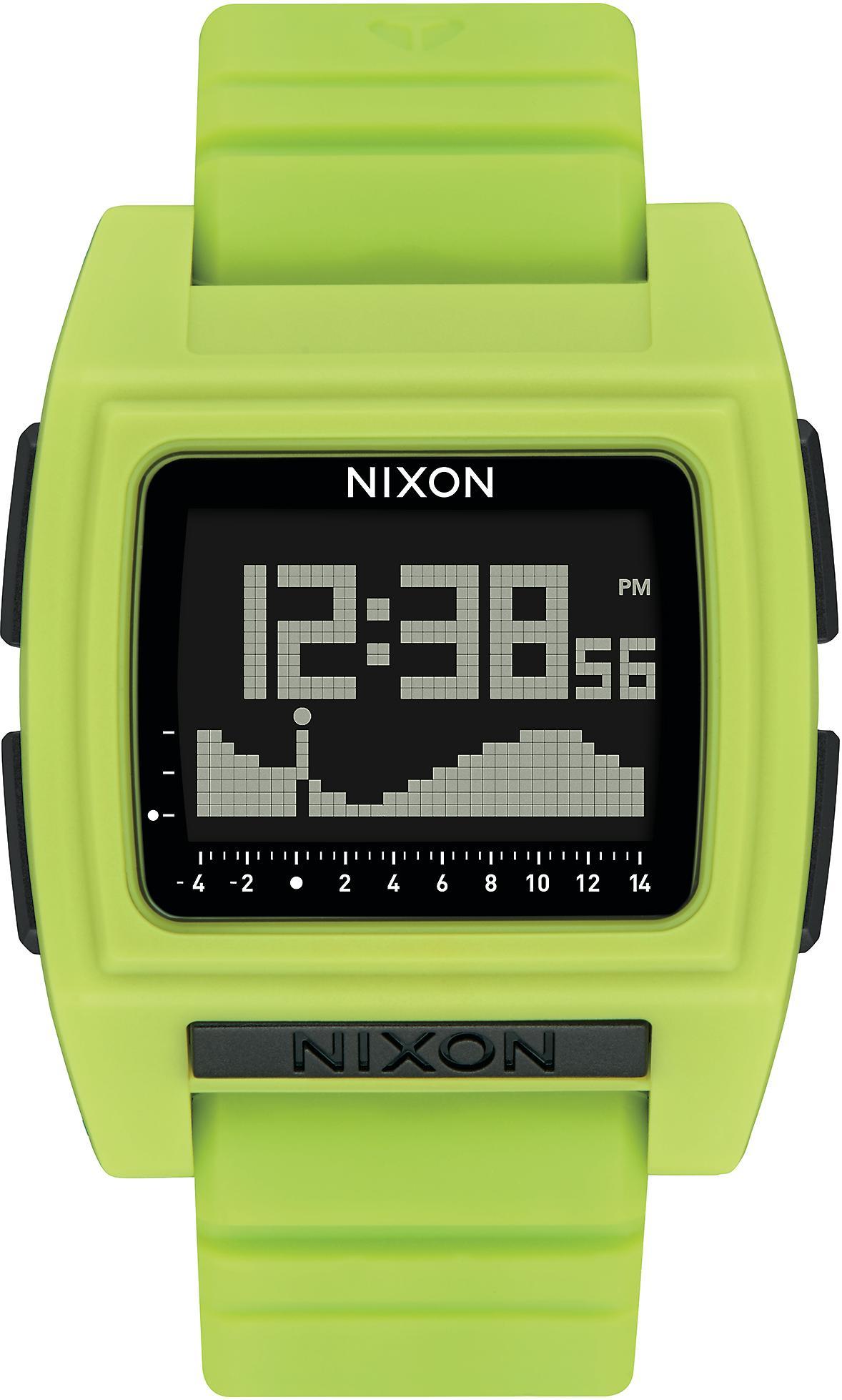Nixon Base Tide Pro A1212-536 Digitaluhr für Herren