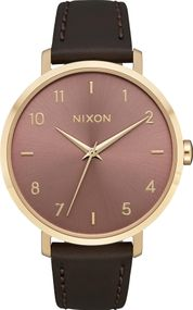 Nixon Arrow Leather A1091-3006 Damenarmbanduhr
