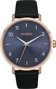 Nixon Arrow Leather A1091-3005 Damenarmbanduhr
