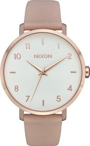 Nixon Arrow Leather A1091-3027 Damenarmbanduhr