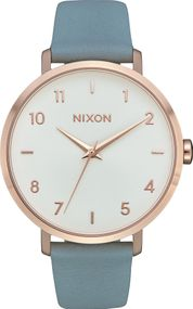 Nixon Arrow Leather A1091-2704 Damenarmbanduhr
