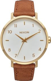 Nixon Arrow Leather A1091-2621 Damenarmbanduhr