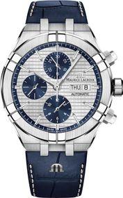 Maurice Lacroix Aikon Automatic Chronograph AI6038-SS001-131-1 Herren Automatikchronograph