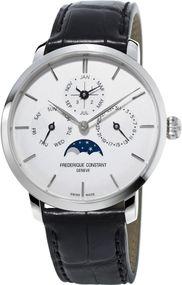 Frederique Constant Geneve Slimline Perpetual Calendar Manufacture FC-775S4S6 Herren Automatikuhr