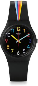 Swatch Gent Standard FOUNTAIN OF COLORS GB311 Unisexuhr