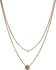 Fossil Jewelry CLASSICS JF02953791 Damenhalskette