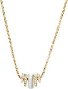 Fossil Jewelry CLASSICS JF02957710 Damenhalskette