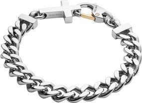 DIESEL Jewellry STEEL DX1147040 Herrenarmband