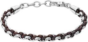 Fossil Jewelry VINTAGE CASUAL JF02936040 Herrenarmband