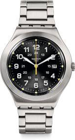 Swatch I Big Classic HAPPY JOE LIME YWS439G Herrenarmbanduhr