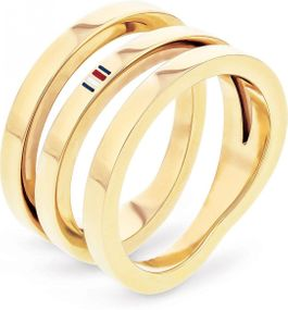 Tommy Hilfiger Jewelry CLASSIC SIGNATURE 2701100E Damenring