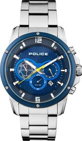 Police SHANDON PL15525JSTBL.03M Herrenarmbanduhr
