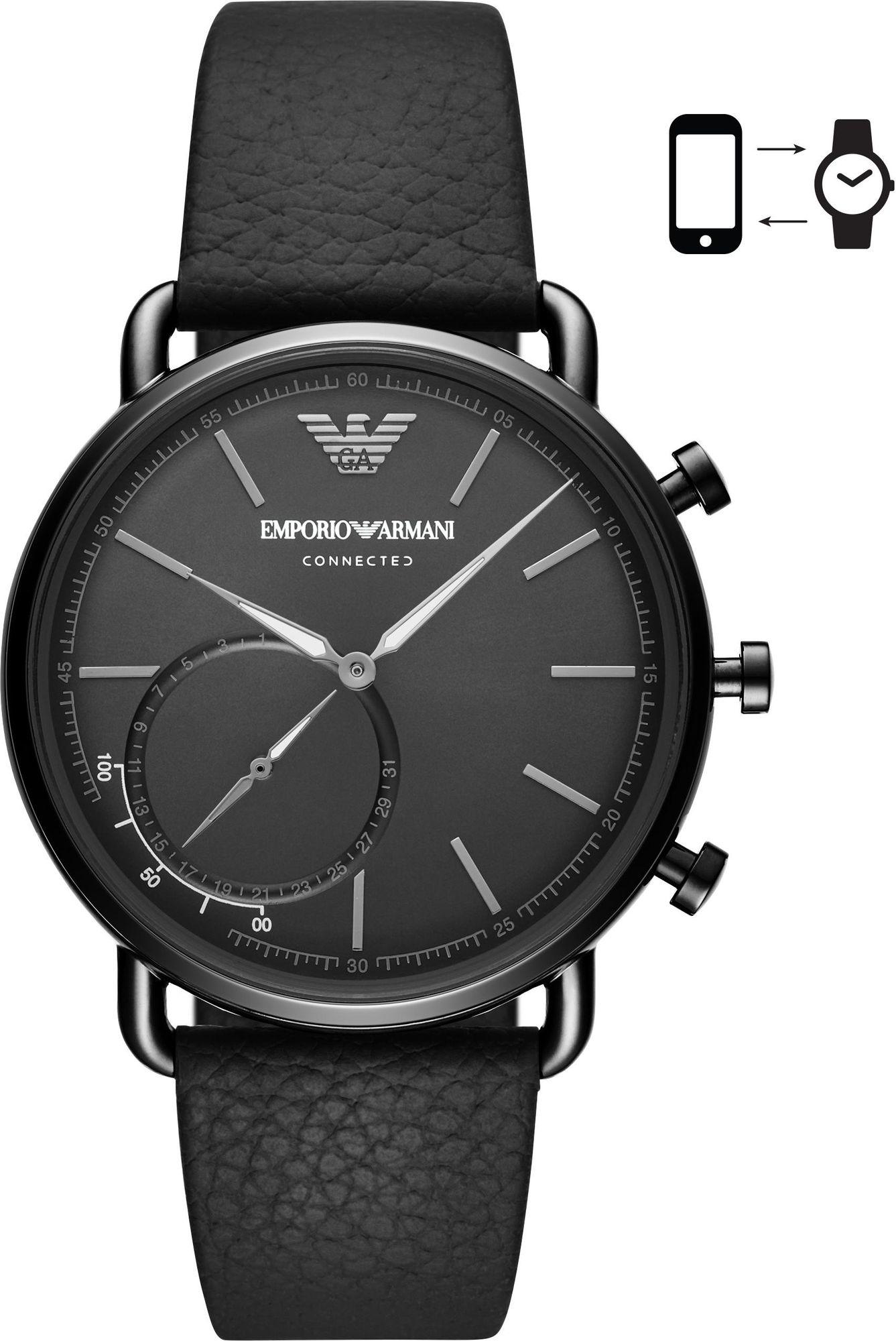 Armani Connected AVIATOR ART3030 Smartwatch