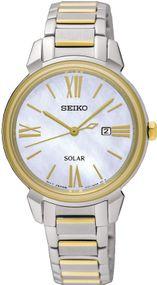 Seiko Solar SUT324P1 Herrenarmbanduhr