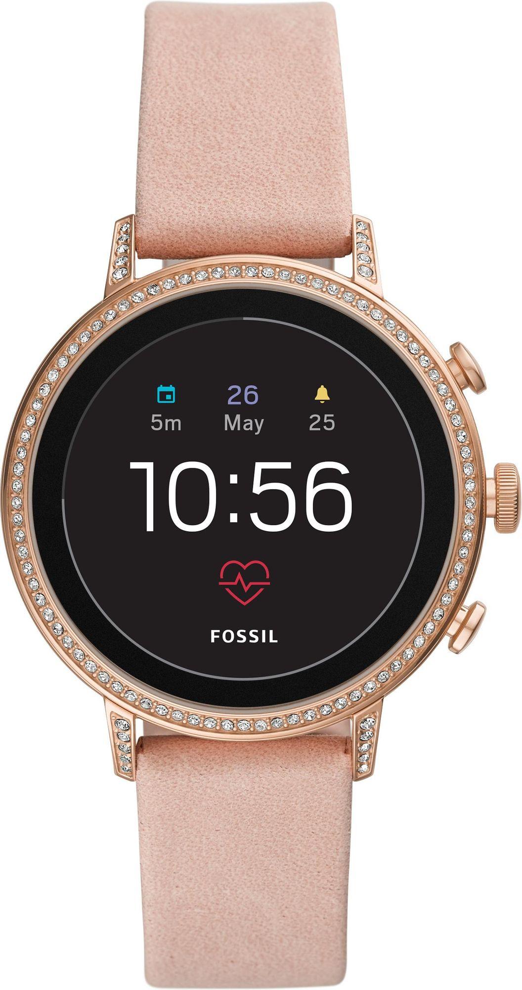 Fossil Q Q VENTURE HR FTW6015 Smartwatch
