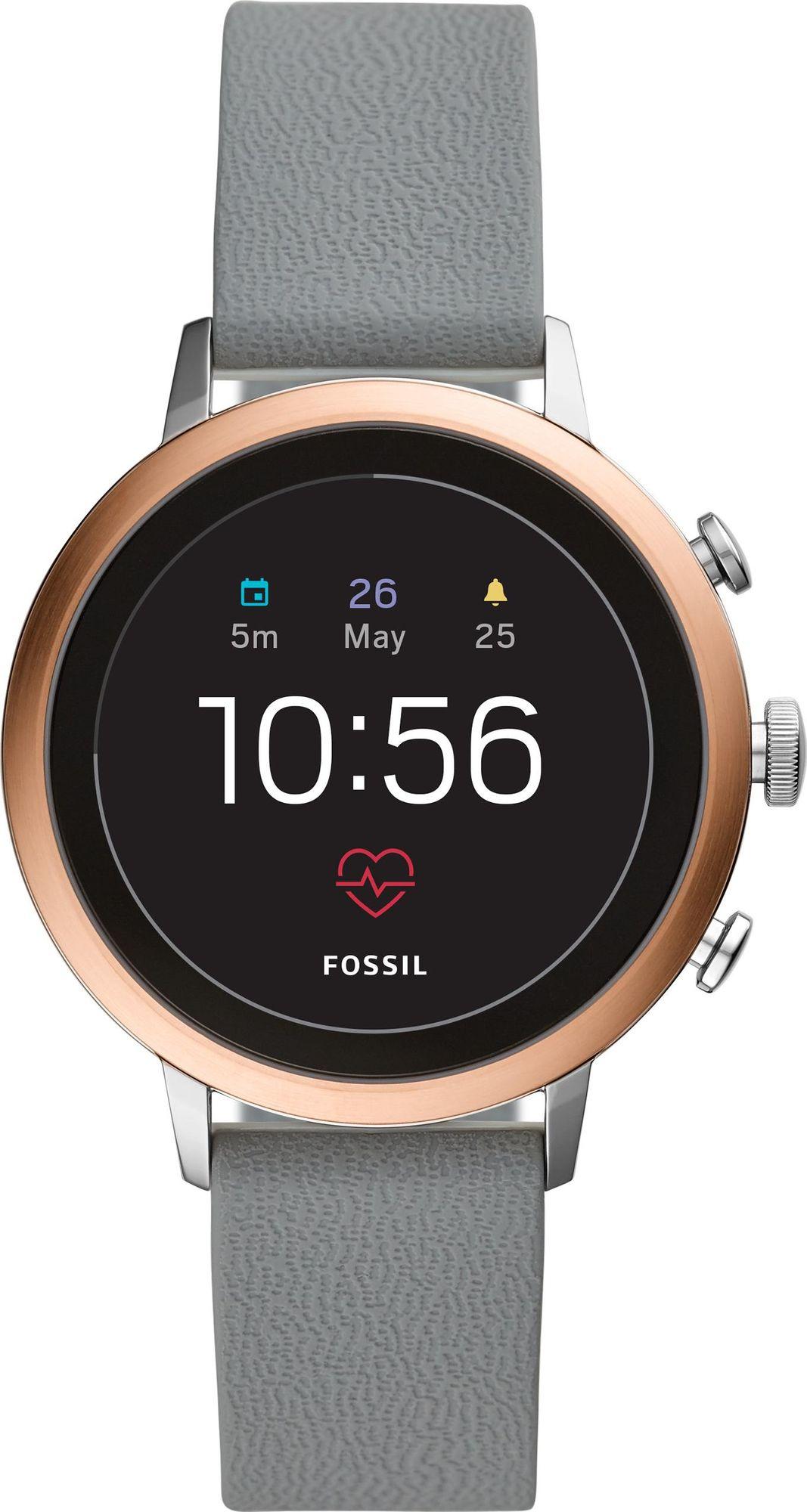Fossil Q Q VENTURE HR FTW6016 Smartwatch