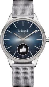 M&M HYBRID SMART WATCH M12000-146 Smartwatch