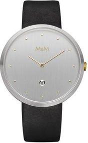 M&M Big Time  M11881-461 Damenarmbanduhr