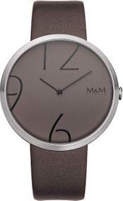 M&M Big Time M11881-526 Damenarmbanduhr