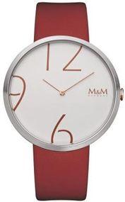 M&M Big Time  M11881-047 Damenarmbanduhr