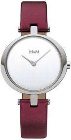 M&M Ring O M11931-542 Damenarmbanduhr