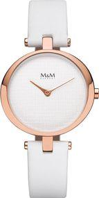 M&M Ring O M11931-791 Damenarmbanduhr