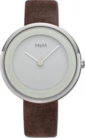 M&M BIG CIRCLE M11946-527 Damenarmbanduhr