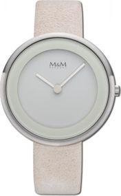 M&M BIG CIRCLE M11946-727 Damenarmbanduhr