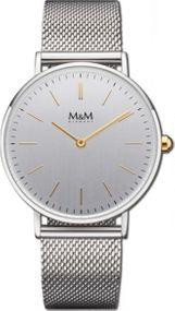 M&M BASIC M11892-162 Damenarmbanduhr