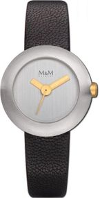 M&M Basic-M M11948-462 Damenarmbanduhr