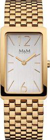 M&M Rollband  M11902-233 Damenarmbanduhr