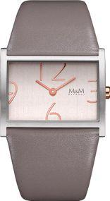 M&M Best Basic M11905-853 Damenarmbanduhr